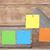 colorido · recordatorio · notas · adjunto · edad - foto stock © inxti