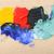 Blauw · kleuren · aquarel · kunst · grens · exemplaar · ruimte - stockfoto © inxti