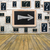 Blackboard · interieur · lege · school · muur - stockfoto © inxti