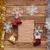 Navidad · decoración · vintage · papel · madera · invierno - foto stock © inxti