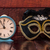 carnival mask and alarm clock stock photo © inxti
