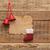 Navidad · frontera · regalos · imagen · ilustración · tarjeta · de · felicitación - foto stock © inxti