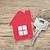 kluczowych · blokady · domu · ikona · rodziny · streszczenie - zdjęcia stock © inxti