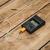 цифровой · электронных · термометра · изолированный · медицина · белый - Сток-фото © inxti