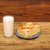homemade pie with apples and a glass of milk stock photo © inxti