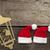 Noel · tatil · şapka · süslemeleri · dekorasyon - stok fotoğraf © inxti