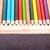 színes · ceruzák · iroda · toll · ceruza · narancs - stock fotó © inxti