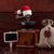 karácsony · kávé · daráló · fa · asztal · fa · asztal - stock fotó © inxti