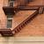 огня · бежать · лестнице · металл · стены - Сток-фото © inxti