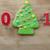 karácsony · 2015 · süti · fa · asztal · papír · torta - stock fotó © inxti