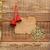 Natale · confine · regali · immagine · illustrazione · biglietto · d'auguri - foto d'archivio © inxti