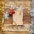 karácsony · dekoráció · klasszikus · papír · fa · fa - stock fotó © inxti