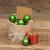 Noël · décoration · prix · tag · bois · planche - photo stock © inxti