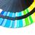 szín · útmutató · spektrum · minták · szivárvány · fehér - stock fotó © inxti