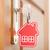symbole · maison · bâton · clé · serrure · bois - photo stock © inxti