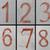 vasaló · levelek · számok · köteg · különböző · terv - stock fotó © inxti