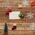 karácsony · dekoráció · klasszikus · fa · háttér · tél - stock fotó © inxti