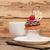 チョコレート · クリーム · 桜 · 古い · 木製 - ストックフォト © inxti