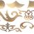 gyűjtemény · klasszikus · ékszerek · nagy · méret · izolált - stock fotó © inxti