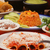 メキシコ料理 · 豆 · コメ · レストラン · プレート · トマト - ストックフォト © iodrakon