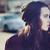 ernstig · teen · mooie · brunette · schoonheid - stockfoto © iodrakon