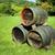 hout · wijn · wijnmakerij · vintage · grot - stockfoto © ionia