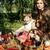 かわいい · 幸せな家族 · ピクニック · 緑の草 · 母親 - ストックフォト © iordani