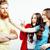 cég · hipszter · srácok · szakállas · vörös · haj · fiú - stock fotó © iordani