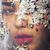 美 · 若い女性 · 白 · レース · 花嫁 - ストックフォト © iordani