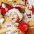 pequeno · bebê · seis · natal - foto stock © iordani