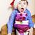 pequeno · bonitinho · menino · natal · presentes · casa - foto stock © iordani