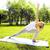 kadın · yoga · açık · havada · uygunluk · spor - stok fotoğraf © iordani