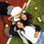 jovem · quadra · de · tênis · sorridente · crianças · esportes - foto stock © iordani