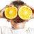 fruto · de · laranja · metade · isolado · branco · folha · laranja - foto stock © iordani