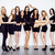 многие · женщины · линия · мало - Сток-фото © iordani