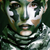 mooie · jonge · mode · vrouw · militaire · stijl - stockfoto © iordani