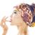 bastante · jóvenes · Asia · modelo · brillante · maquillaje - foto stock © iordani