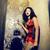 csinos · fiatal · afroamerikai · nő · luxus · toalett - stock fotó © iordani