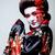 молодые · довольно · гейш · кимоно · сакура · украшение - Сток-фото © iordani