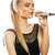 портрет · счастливым · черную · женщину · певицы · музыку · студию - Сток-фото © iordani