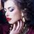 schoonheid · rijke · brunette · vrouw · sieraden · latino - stockfoto © iordani