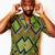 portre · genç · yakışıklı · Afrika · adam - stok fotoğraf © iordani