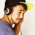 mutlu · genç · Asya · adam · konuşma - stok fotoğraf © iordani