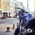 fiets · parkeren · straat · metaal · fiets · stedelijke - stockfoto © iordani