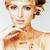 小さな · ブロンド · 女性 · のような · 古代 · ギリシャ語 - ストックフォト © iordani