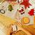 kézzel · készített · ajándékok · olló · szalag · papír · vidék - stock fotó © iordani
