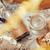 tenger · rendetlenség · ahogy · kagylók · gyertyák · parfüm - stock fotó © iordani