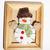 Natale · confine · regali · immagine · illustrazione · biglietto · d'auguri - foto d'archivio © iordani