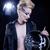 パンク · ロッカー · 美人 · 電気 · 低音 · ギター - ストックフォト © iordani