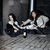 jóvenes · pobres · nina · sesión · sucia · pared - foto stock © iordani